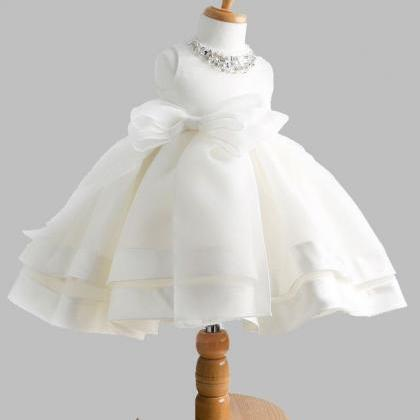 Flower Girl Dress , Kid Party Pagea..