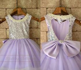 Tulle Flower Girls D..