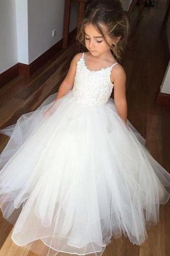 NEW Party Prom Princess Pageant Bridesmaid Wedding Flower Girl Dress