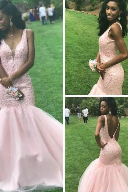 Sexy Full length Chiffon Lace Prom Dress , Evening Dress , Party Dress , Bridesmaid Dress , Wedding Occasion Dress , Formal Occasion Dress