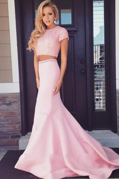 Sexy Full length Chiffon Prom Dress , Evening Dress , Party Dress , Bridesmaid Dress , Wedding Occasion Dress , Formal Occasion Dress