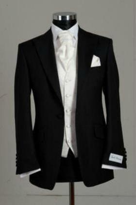 Wedding Offer-Wedding Suits For Men Suit Black Mens Suits Wedding Groom Tuxedo,Tailored 3 Peice Suit Grey