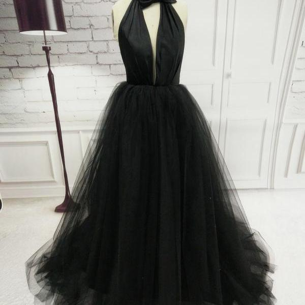 Halter Prom Dress Evening Dress party Dress Bridesmaid Dress Wedding Occasion Dress Formal Occasion Dress