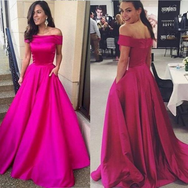 Long Cap Shoulder Party Dress , Evening Dress , Party Dress , Bridesmaid Dress , Wedding Occasion Dress , Formal Occasion Dress