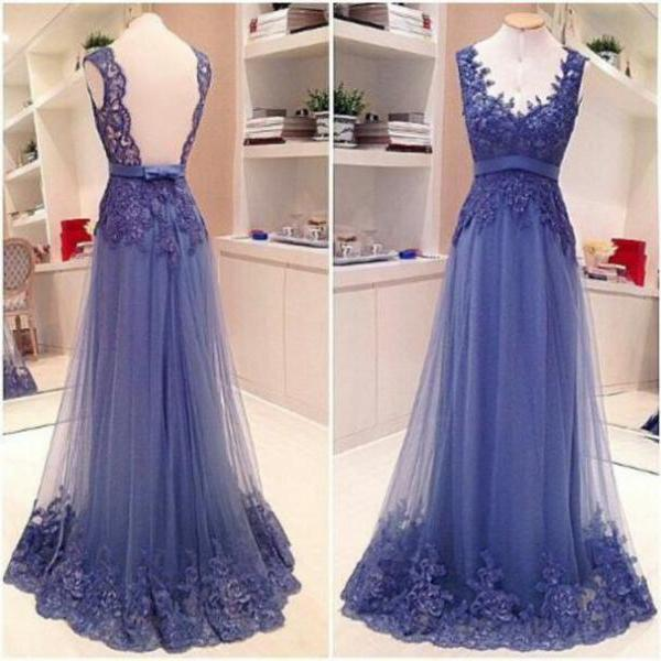 Fashion Dresses Sexy Lace Applique Evening Party Dress Sexy Prom Dress Bridesmaid Dress Wedding Dress BR83